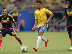 Brasiliens neue Nummer neun: Gabriel Jesus