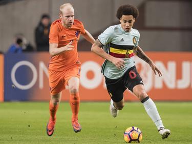Belgien und Holland trennten sich im Freundschaftsspiel mit 1:1