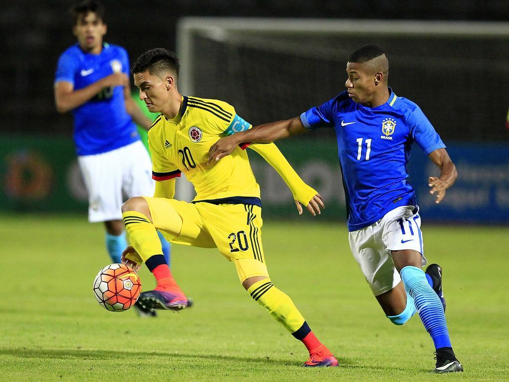 Campeonato Sudamericano Sub 20: Sub 20 Campeonato Sudamericano » Noticias » Brasil, Primer