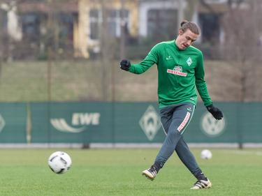Max Kruse trainiert wieder mit der Mannschaft