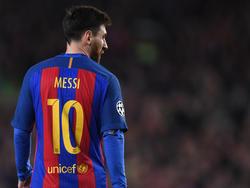 Barça nimmt seinen Star auch für Argentinien in Schutz