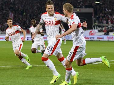 Der VfB Stuttgart besiegt Union Berlin