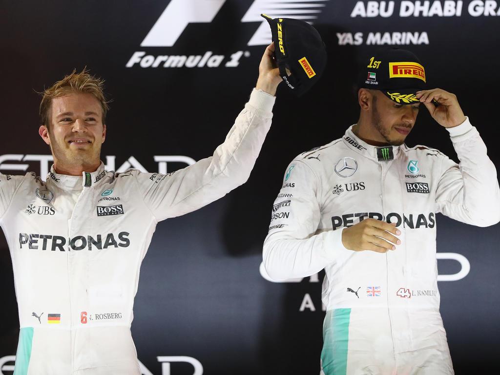 Toto Wolff tritt gegen Ex-Pilot Nico Rosberg nach