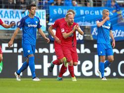 Kollektives Aufatmen beim 1. FC Heidenheim