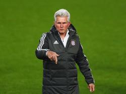 Jupp Heynckes ist in der Champions League gefragt