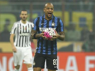 Felipe Melo deja el Inter para volver a Brasil. (Foto: Getty)