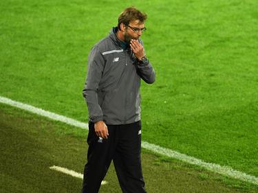Auf der US-Reise reichte es für Liverpool-Trainer Jürgen Klopp nicht für einen Sieg
