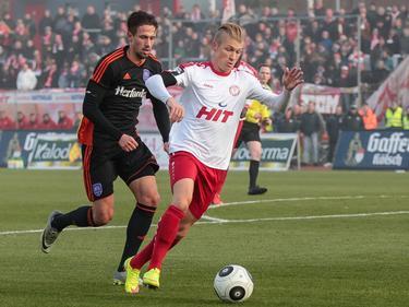 Osnabrück holte ein Unentschieden gegen Köln
