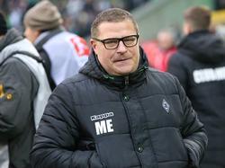 Max Eberl von Borussia Mönchengladbach ist sauer auf die eigenen Fans