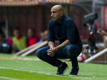 Abelardo Fernandez ist nicht mehr Trainer in Gijon