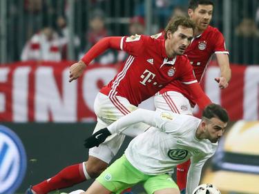 El Bayern sólo pasó apuros al final con la reacción de su contrario. (Foto: Getty)