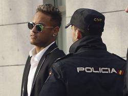 Im Mittelpunkt eines Steuerstrafverfahrens: Neymar