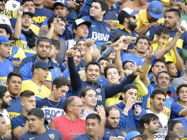 Los hinchas del Boca vieron una derrota como local de su equipo. (Foto: Imago)
