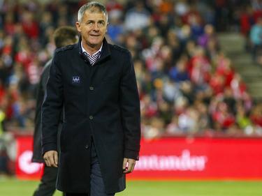 Alcaraz wird Trainer der algerischen Nationalmannschaft