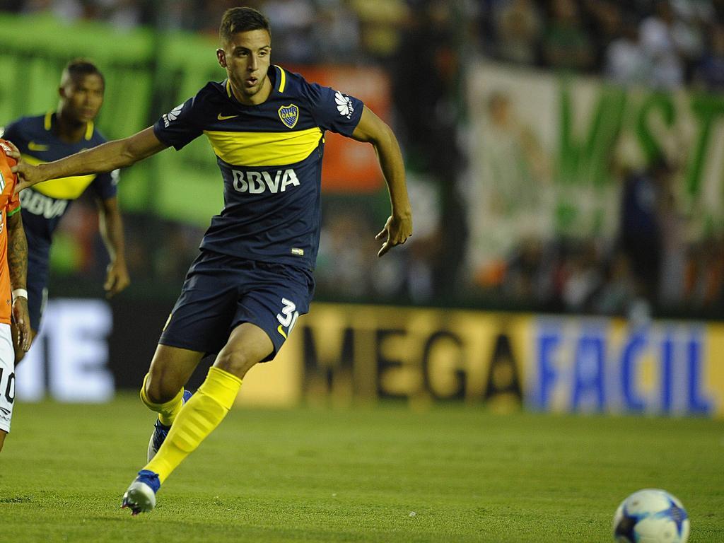 Primera División » Noticias » Boca, a un paso del título en Argentina
