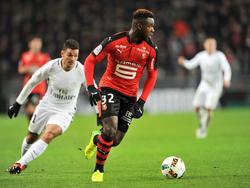 Joris Gnagnon soll nicht abgeneigt sein, Rennes zu verlassen