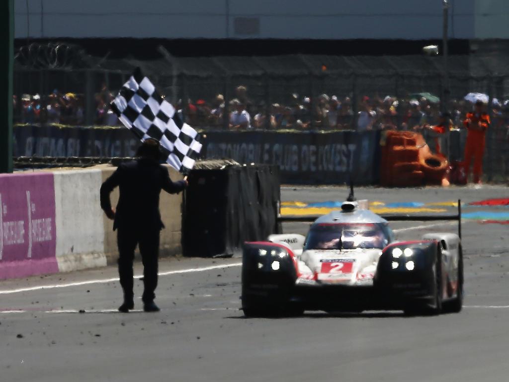 Weht die Zielflagge auch im nächsten Jahr für Porsche?