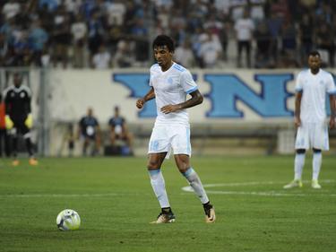 Luiz Gustavo salió de inicio contra el Nantes. (Foto: Imago)