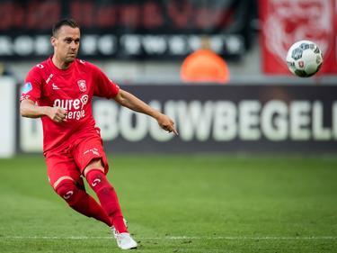 Michael Liendl im Dress von Twente Enschede