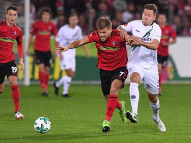 Der SC Freiburg trotzte Hannover einen Punkt ab
