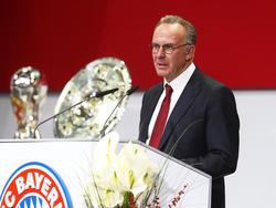 Karl-Heinz Rummenigge: Die Liga muss mehr Gas geben