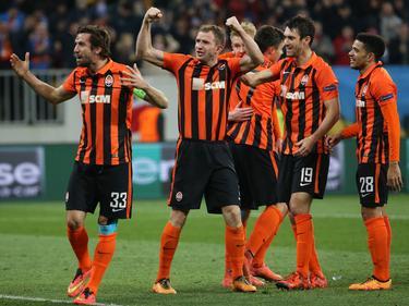 Shakhtar Donetsk feierte einen souveränen 3:1-Sieg gegen Anderlecht