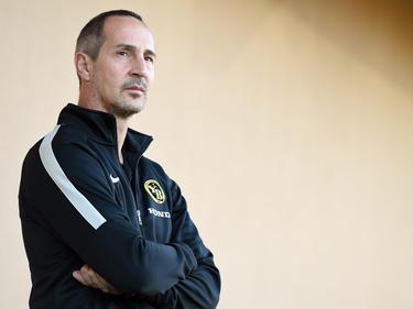 Young-Boys-Trainer Adi Hütter konnte bei Astana nur ein 0:0 herausholen