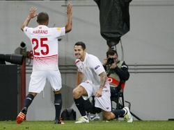 Sevilla darf von der Titelverteidigung träumen