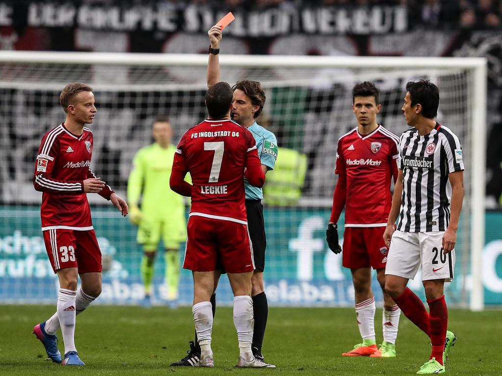 Mathew Leckie (M.) wurde vom DFB für zwei Spiele gesperrt