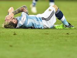 Lionel Messi ist von der FIFA gesperrt worden