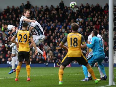 El Arsenal perdió con el West Bromwich este fin de semana. (Foto: Getty)