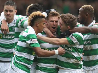 Celtic bejubelt die Meisterschaft