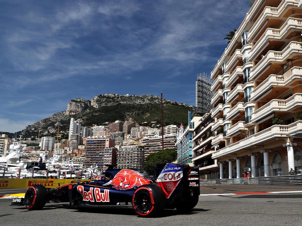 Circuit de Monaco, Monaco