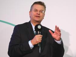 DFB-Boss Reinhard Grindel will den Aufstieg in die 3. Liga reformieren