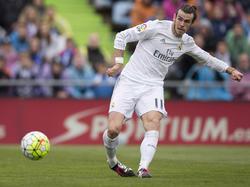 Gareth Bale traf zum 3:0 für Real
