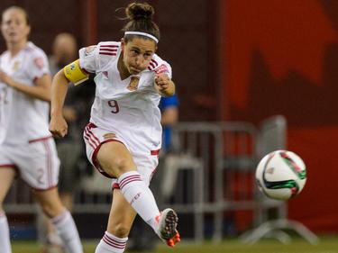 Verónica Boquete aspira por tercer año al título de mejor jugadora de Europa. (Foto: Getty)