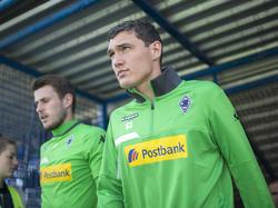 Andreas Christensen (r.) soll langfristig in Gladbach spielen