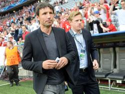 Mark van Bommel traut RB Leipzig Platz drei zu