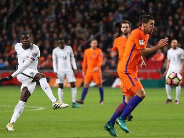 Paul Pogba erzielte das Tor des Tages