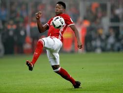 David Alaba hat mit dem FC Bayern in der letzten Saison das Double geholt