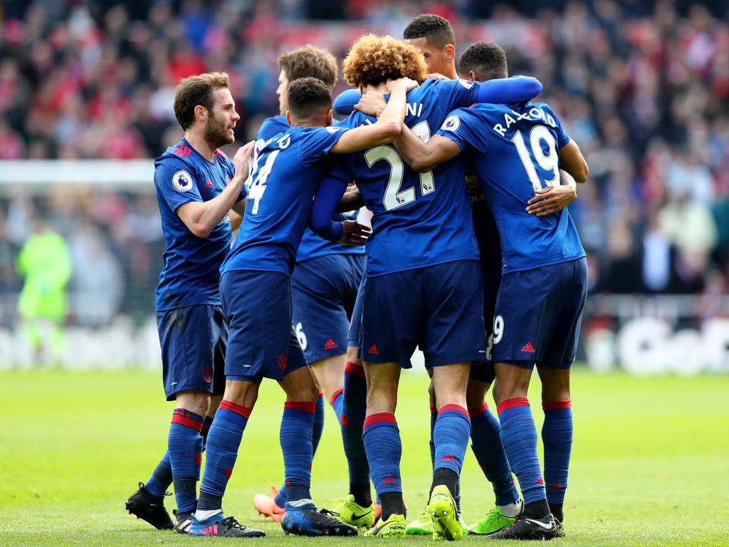 United bejubelt den 600. Sieg in der Premier League
