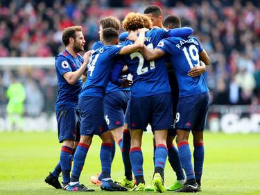 United bejubelt den 600. Sieg in der Premier League