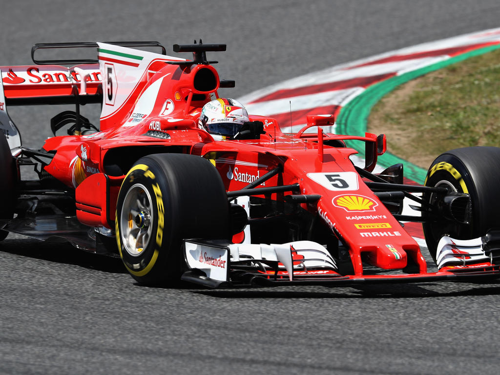 Ferrari und Sebastian Vettel setzen in Monte Carlo auf Sieg!