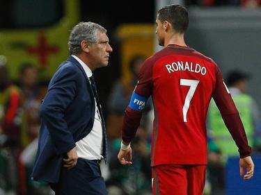 Cristiano Ronaldo wird im kleinen Finale nicht dabei sein