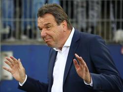 Wie lange bleibt Heribert Bruchhagen noch beim HSV?