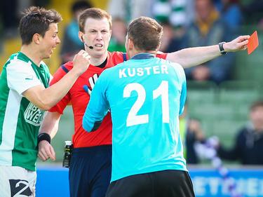 Markus Kuster zeigt sich reumütig