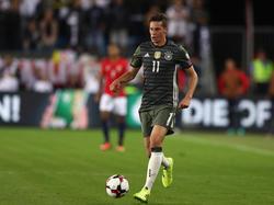 Julian Draxler soll vorerst beim VfL Wolfsburg bleiben