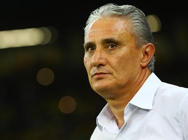 El seleccionador nacional brasileño, Tite. (Foto: Getty)