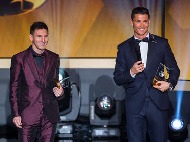 Lionel Messi und Cristiano Ronaldo sind die Titelträger der vergangenen acht Jahre