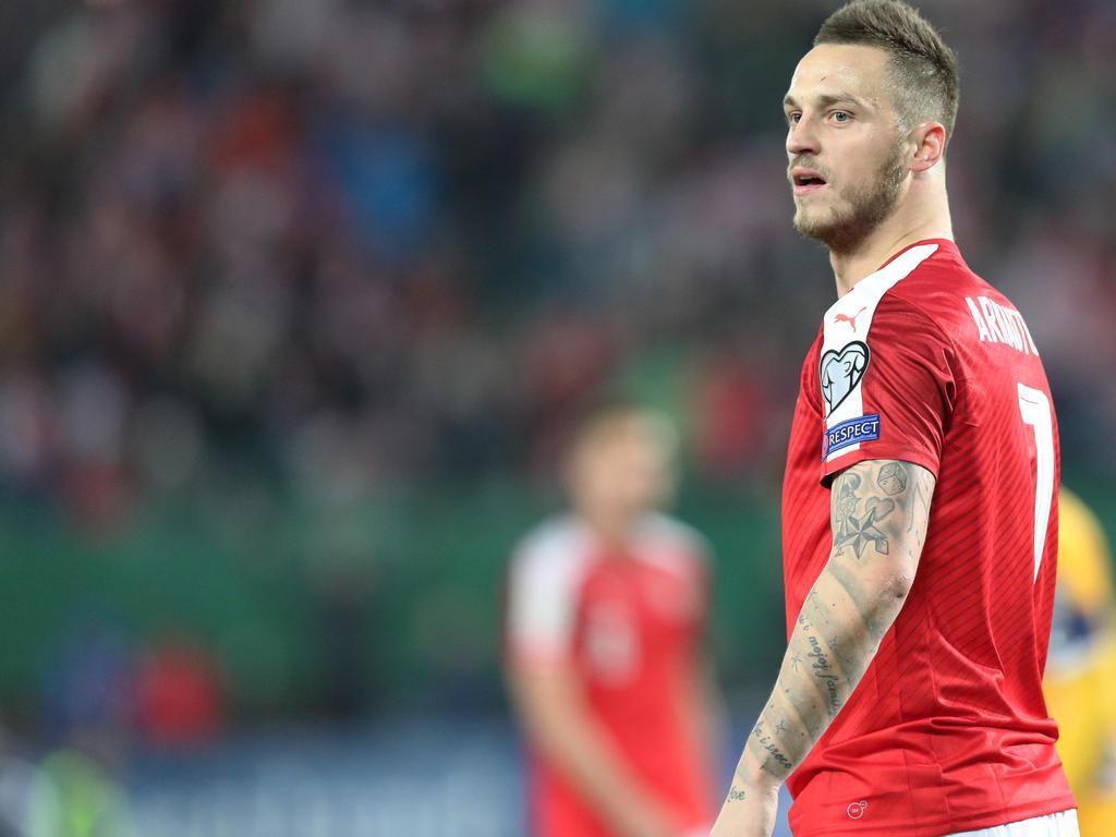 Marko Arnautović nimmt Abstand von ÖFB-Spielen in Klagenfurt